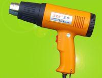 air heater gun - Temperature Adjustable W V Hand held Soldering Irons heat gun hot air gun car wrap professional heater tool