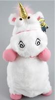 Wholesale Despicable Me quot It s So Fluffy quot Agnus the Unicorn quot Plush Pillow Doll
