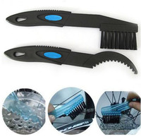 Wholesale Bike Cycling Bicycle Chain Clean Brush Cleaning Outdoor Cleaner Scrubber Tool L156