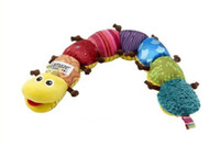 Wholesale Lamaze Musical Inchworm plush baby toys Educational toy