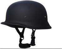 Wholesale Most Crazy Novelty summer Helmet be modelled on World War II Germany army helmet popular motorcycle helmet D