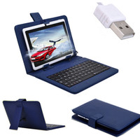 Cheap Keyboard Case 7 inch Tablet Cases Best 7'' For Amazon Universal USB Keyboard