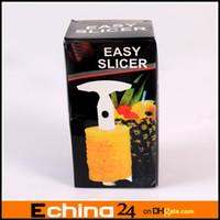 pineapple peeler - Pineapple Corer Slicer Cutter Peeler