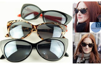 beach point - Super UV400 Cateyes Vintage Inspired Fashion High Pointed Cat Eye Sunglasses Factory Price