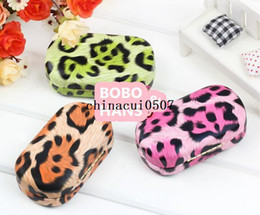 Wholesale New arrival cute style contact lenses box amp case Fashion