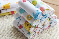 Wholesale Baby towel baby towel boy soft gauze handkerchief wiping sweat towel ssy