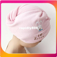 Wholesale CPAM Microfiber Magic Hair Dry Drying Turban Wrap Towel Hat Cap Quick Dry Dryer Bath H A