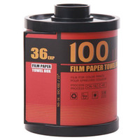 Wholesale Fashion Film Paper towel box Creative Paper towel smoke Tissue box Napkin bins Creative