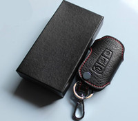 Wholesale Hight Quality Leather Car Key Case for Hyundai I30 IX35