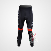 Wholesale Radioshack trek Cycling Pant Bike Team Men s clothing Quick drying Wicking Long Sleeve Cycling bicycle pants Pants