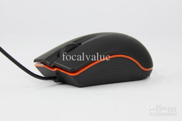 Buy Free DHL 20mouse factory Lenovo M20 Wired Optical Mouse outlets USB 3D Mice Computer Laptop