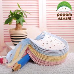 Wholesale cotton children baby bibs saliva towel babies Wipes Burp Cloth Scarf