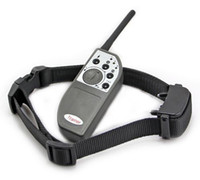 Wholesale Pet Remote Control Waterproof Vibration Shock M Training Collar for One Dog