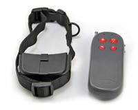 Wholesale 4 in Training Collar Pet Dog Remote Control M Safe Training Vibration Shock