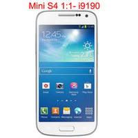 Wholesale Mini S4 i9190 i9300 N9500 Mini S3 Real Perfect Full Inch HD IPS x960 Pixel MTK6572 Dual core Android MP Floating