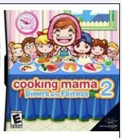 wholesale ds games - Cooking mama dinner with friends game For DS DSi DSiX DS no D function Retail Box