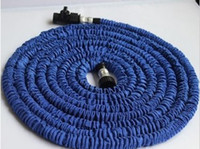 Cheap 2013 new 10pcs lot Expandable & Flexible Water Garden Hose, hose flexible water Wash the car 25FT 50FT 75FT