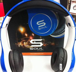 Wholesale Best Seller mini Soul by Ludacris Headset SL100 High Performance on ear Headphone High Quality