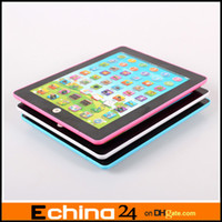 Wholesale Children Educational Learning Machine Y pad Ypad Y pad Tablet Computer For Kids As Gift Toy