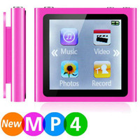 Pink mp4 player - GB quot th Sensitive Touch Screen mp3 MP4 Player