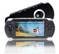 4.3 inch No 8GB FREE shipping 8GB 4.3 inch Video Game player 1.3 M Camera MP3 MP4 MP5 Console Player + 2000 games+TV out