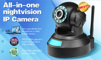 Wholesale IR Night Vision Internet Wifi Wireless IP Camera IP Network Camera Surveillance Pan Tilt