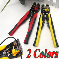 Wholesale 3 in Automatic Cable Wire Stripper Self Adjusting Crimper Terminal Cutter Tool L169