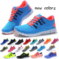 Wholesale New arrived colors Sneakers for men and women sports Breathable shoes