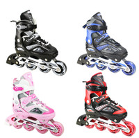 Wholesale Adjustable Inline amp Roller Skates Sports Shoes