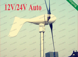LLFA1290 llegada 600W generador de viento 12V / 24V para distinguir estructura en regulador de MPPT certificado del CE ROHS