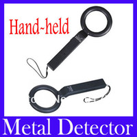 Wholesale Industrial metal detector TS80 with Alert audio MOQ