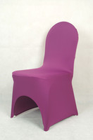 Wholesale spandex lycra chair cover for weddings