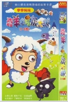 Wholesale Pleasant Goat and Big Big Wolf full version of DVD movie full version dvd Cartoon popular in china DHL free