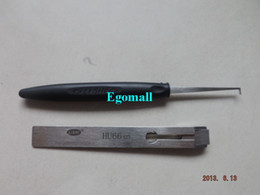 Wholesale Lishi lock Picks HU66 VAG nd Gen LOCKSMITH TOOL door lock opener padlock tool O257