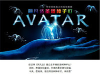 china color changing night light - Hot selling Avatar Sacred Tree Seed Light USB Voice activated Color changing LED Night Light Lamp