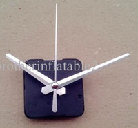 Wholesale Discount Quartz Clock Movement Kit Spindle Mechanism Shaft mm with Arms