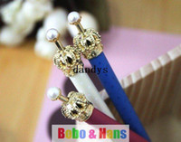 mechanical pencil - New cute crown style automatic pencil Fashion Style Mechanical Pencil Pencil Promotion Gift