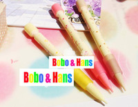 mechanical pencil - New cute friend automatic pencil Fashion Style Mechanical Pencils Gift