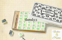 Wholesale NEW spring time number and letter DIY rubber stamp set gift box set