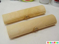 Wholesale New creative wooden Pencil case Pen box Fashion