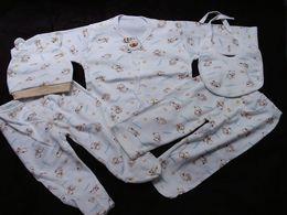 Layette Sets & Gift Sets ,Newborn Infant gift set ,1set=5pcs