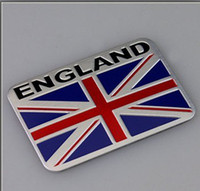 cool cool wipes - Cool D UK flag england Car sticker decal for the bodywork rear Door tailgate windscreen wipe mix order Black Gold Silver