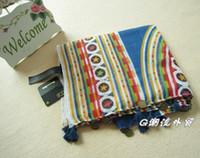 Wholesale cheap spain bohemia style gold beach sun shawl thin scarf charms for women dropship factory online shop