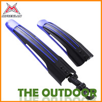 Wholesale End color fender bicycle mountain bike road bike quick release front and rear set Gift pad HW0911