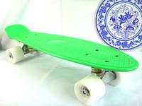 22 inch Green New Fresh PP Material New Arrival 22 inch Penny Skate Penny Nickel Skate Complete Skateboard Penny Board Skateboards Pennyy Cruiser