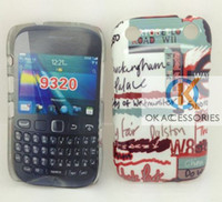 Wholesale New design IMD case hard cover mix designs for blackberry