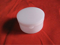Wholesale pieces DIY G cream jar cosmetic container plastic bottle sample jar