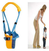 Wholesale Moon baby Walkers Infant Toddler safety Harnesses Learning Walk Assistant Kid keeper BAB01