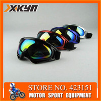 Wholesale XKYN cheap skiing goggles Anti UV snowboard goggles Glasses Eyewear Lens colors