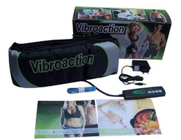 Wholesale Hot Fedex Vibroaction massager vibration slimming belt